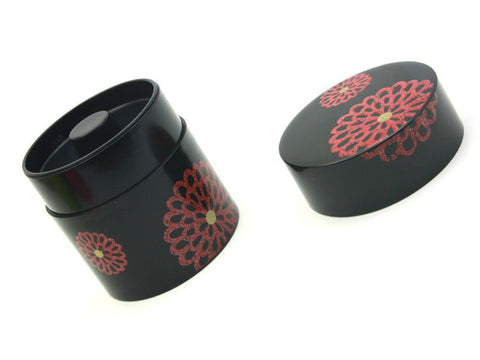 Hana pop tea box | Black