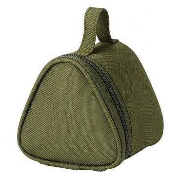 Insulated Double Onigiri Case | Military Green by Torune - Bento&co Japanese Bento Lunch Boxes and Kitchenware Specialists