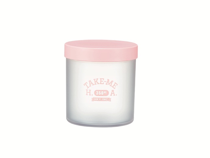 Pastel Container Small | Pink