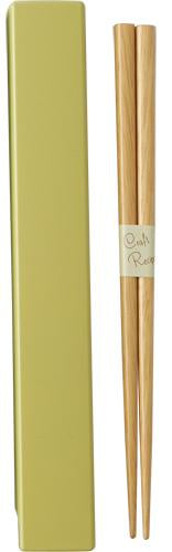 Square Color Chopsticks Set 18cm | Mint Green