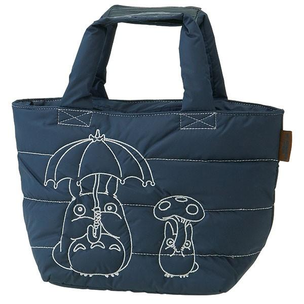 Totoro Umbrella Insulated Tote Bag