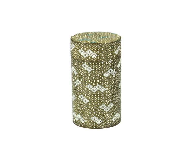 Tea Box Fabric Pattern | Green 650ml