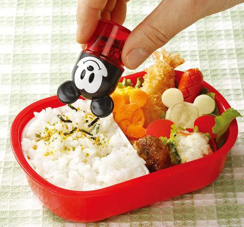 Micky Mouse Condiment Shaker