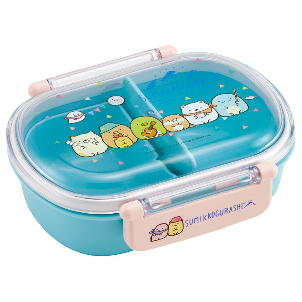 Sumikko Gurashi Side lock Transparent
