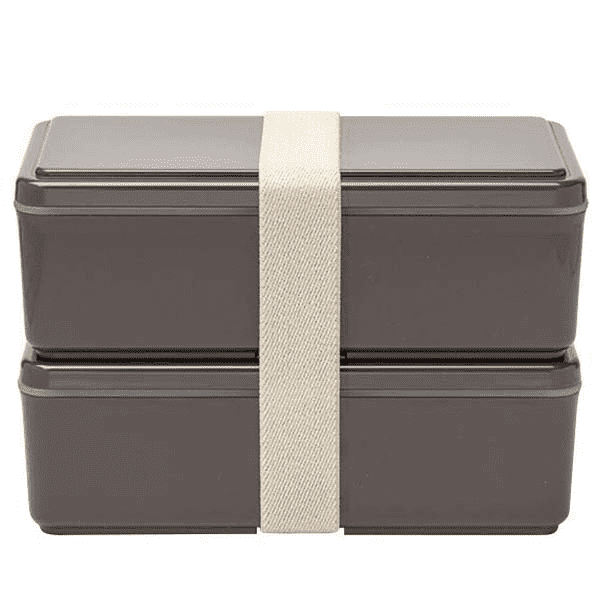 Gel-Cool Two Tier Rectangle Box | Real Brown