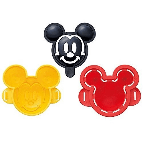 Japanese  Omelette Maker | Die-cut Micky Mouse