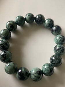 12mm Kambaba Gemstone Bracelet