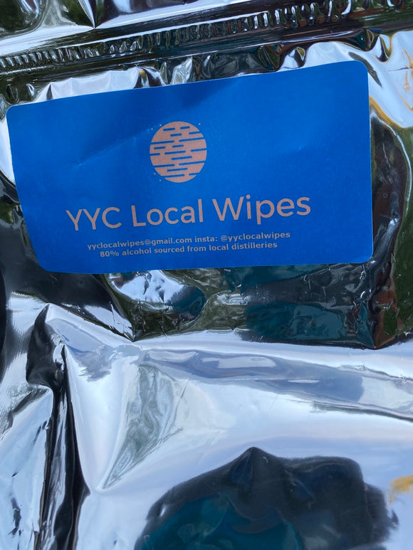The Unpacked Box - YYC Local Wipes