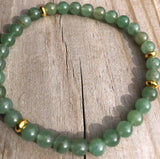 Mini Aventurine Gemstone Bracelet