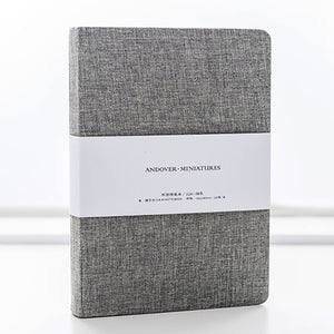 Cover Fashion Notebook