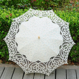 Process Lace Umbrella