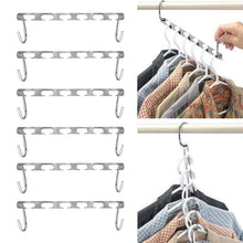Load image into Gallery viewer, Metal Clothes Closet Hangers