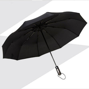 Three Folding Automatic Umbrella