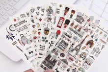 Load image into Gallery viewer, Kawaii Korean Stationaries Stickers