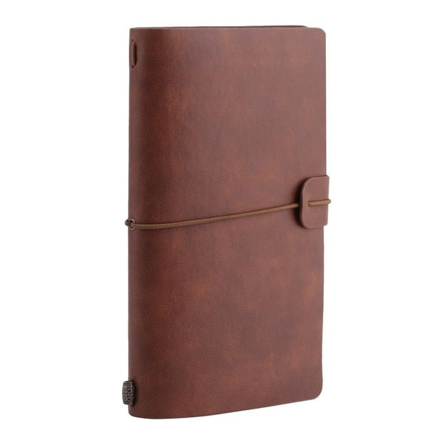 Vintage Hardcover Notebook
