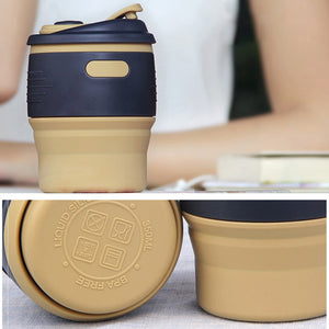 Foldable Coffee Cups