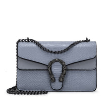 Load image into Gallery viewer, Snake Fashion Brand Women Bag