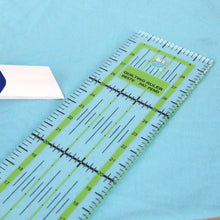 Load image into Gallery viewer, Transparent Acrylic Sewing Patchwork Ruler