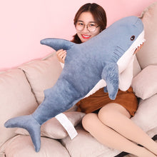 Load image into Gallery viewer, Bite Shark Plush Toy