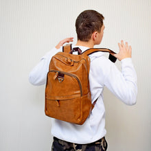 Load image into Gallery viewer, Fashion Men Backpack