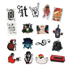 Load image into Gallery viewer, Fashion Style Graffiti Stickers