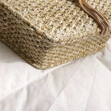 Load image into Gallery viewer, Women Summer Rattan Bag