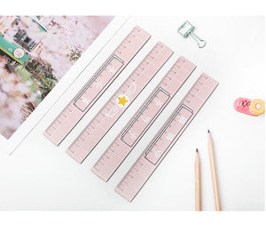 Lovely Magnetic Bookmark Ruler
