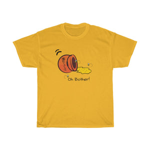 Women's Heavy Cotton Tee - Bee Native