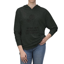 Load image into Gallery viewer, Tri-Blend Hoodie - Bee Native