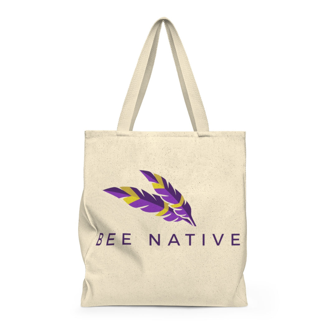 Shoulder Tote Bag - Roomy - Bee Native