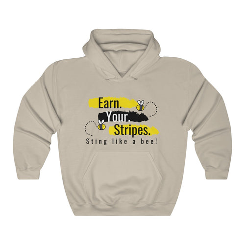 Men's Heavy Blend™ Hooded Sweatshirt - Bee Native