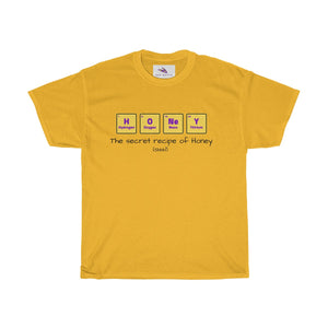 Men's Heavy Cotton Tee - Bee Native