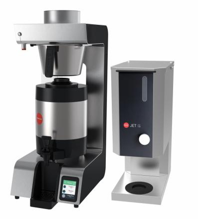 USED- Marco Jet6 Bulk Coffee Brewer Package