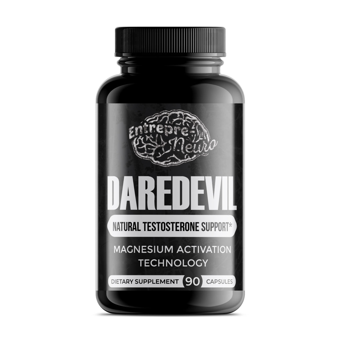 DAREDEVIL - Ultra Test Natural Testosterone Support
