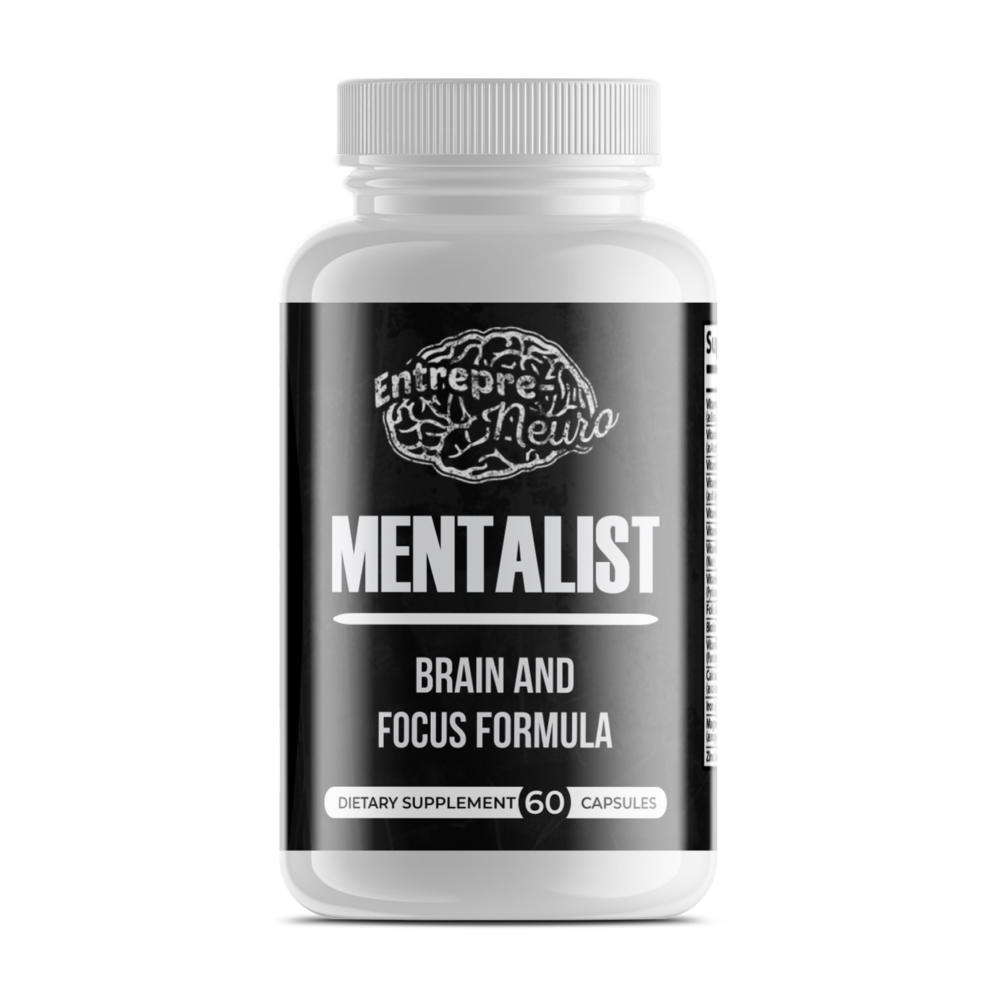 MENTALIST - Neuro Plus Nootropic