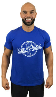 Keep It Classic: Fitted T-Shirt