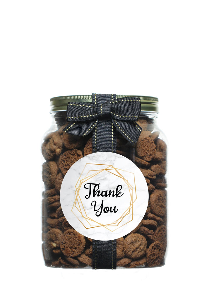 Brownie Crisp - Marble Thank You