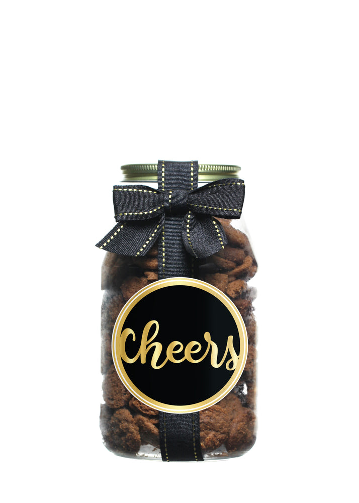 Brownie Crisp - Black Gold Cheers