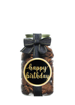Brownie Crisp - Black Gold Happy Birthday