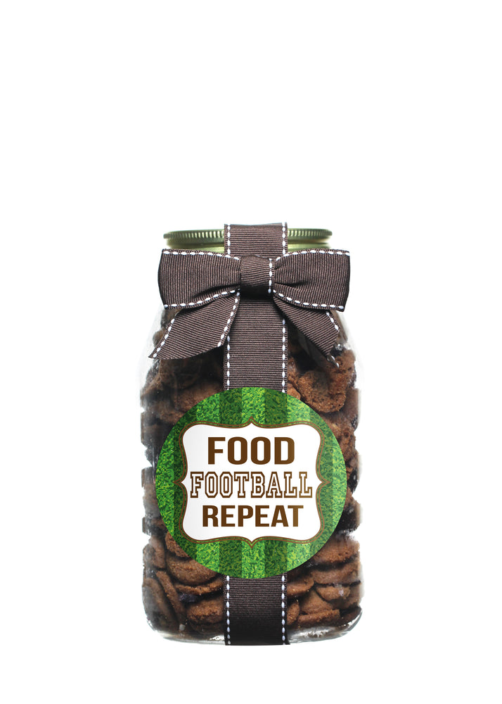 Brownie Crisp - Food Football Repeat