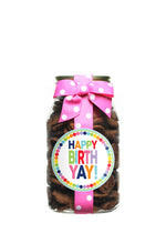 Brownie Crisp - Rainbow Dot Happy Birthday