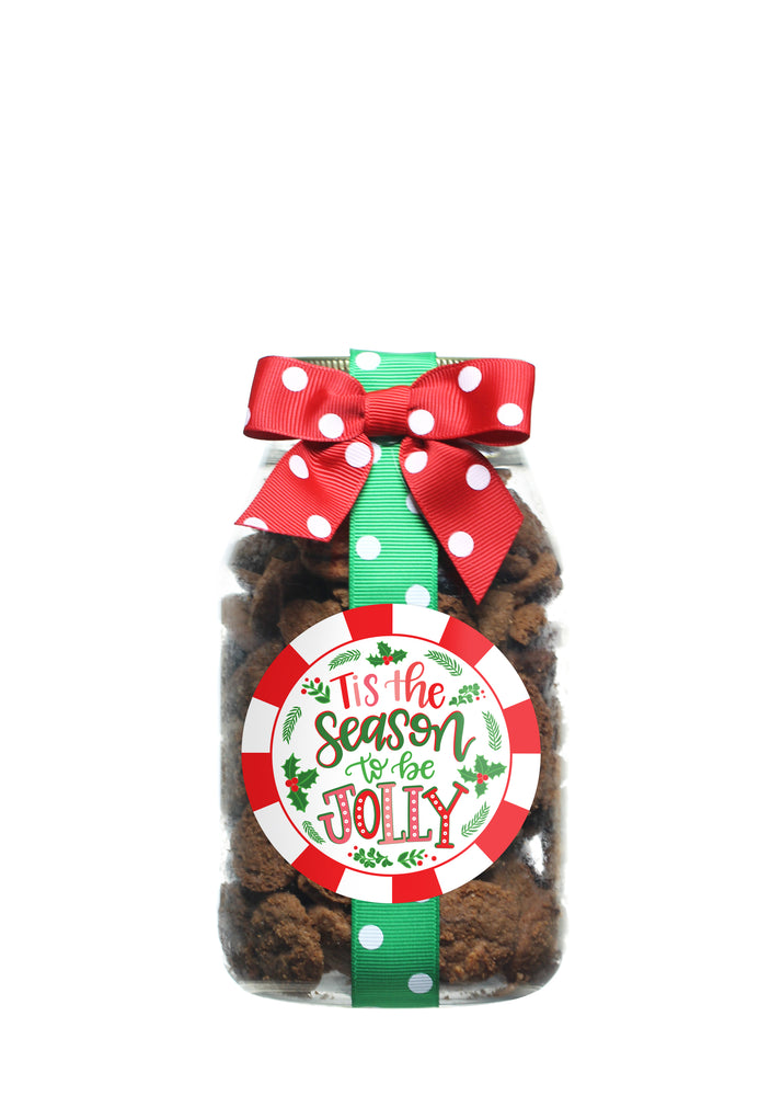 Brownie Crisp - Tis the Season to be Jolly