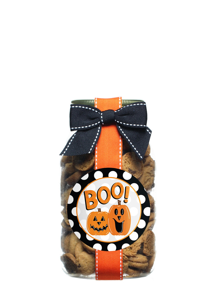 Chocolate Chip - Boo Pumpkins