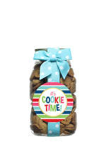 Chocolate Chip - Colorful Stripe Cookie Time