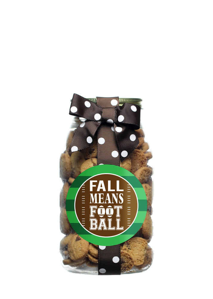 Chocolate Chip - Fall Means Football