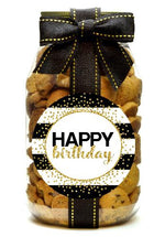 Chocolate Chip - Gold Confetti Birthday