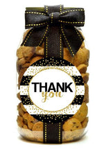 Chocolate Chip - Gold Confetti Thank You