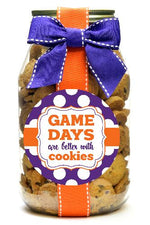 Chocolate Chip - Clemson Tigers