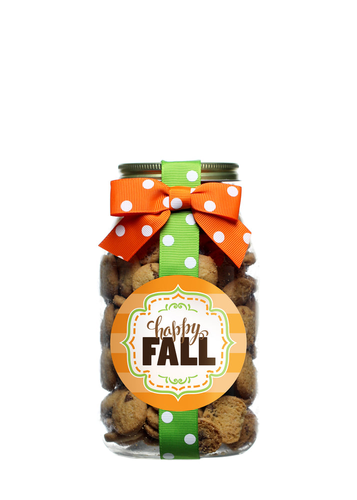 Chocolate Chip - Happy Fall