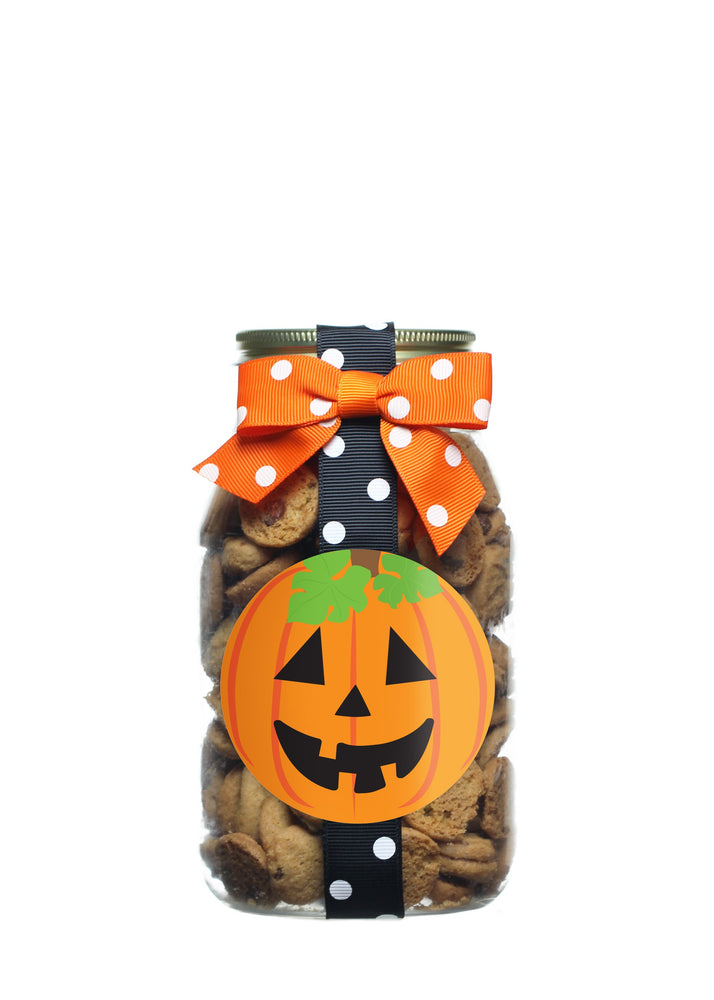 Chocolate Chip - Jack O Lantern